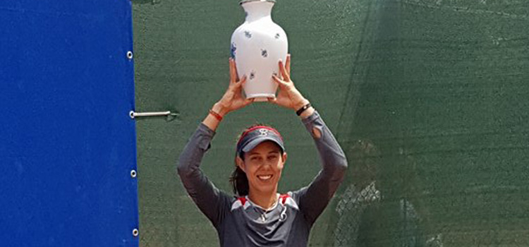 Mihaela Buzărnescu este campioană la Hodmezovasarhely