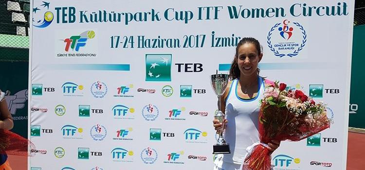 A doua victorie finală consecutivă pentru Buzărnescu