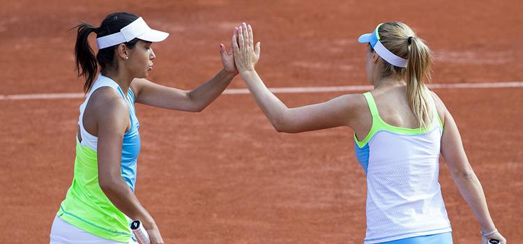 Olaru şi Savchuk sunt în sferturi la Roland Garros