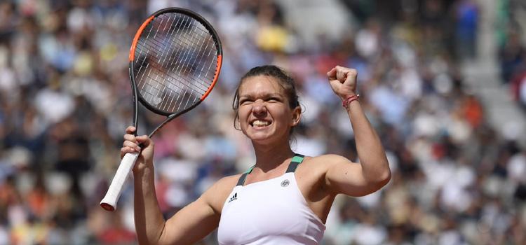 A patra semifinală de Mare Şlem pentru Simona Halep