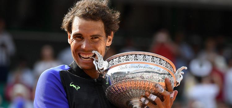 Al 10-lea trofeu la Roland Garros pentru Nadal