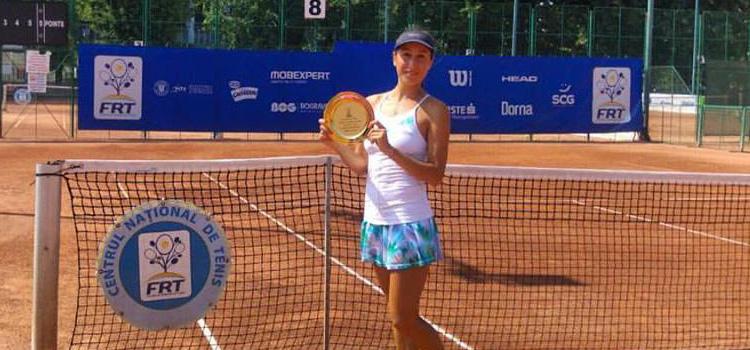 Al 16-lea trofeu pentru Cristina Dinu