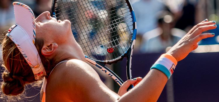 Irina-Camelia Begu va juca două finale la BRD Bucharest Open 2017