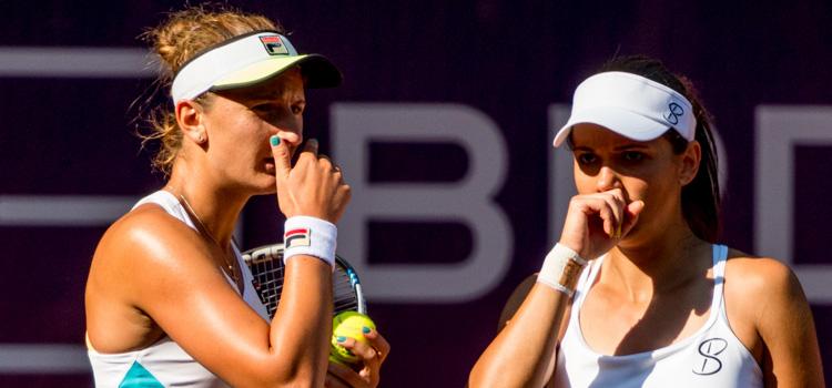 Irina Begu va juca, azi, două semifinale la BRD Bucharest Open 2017