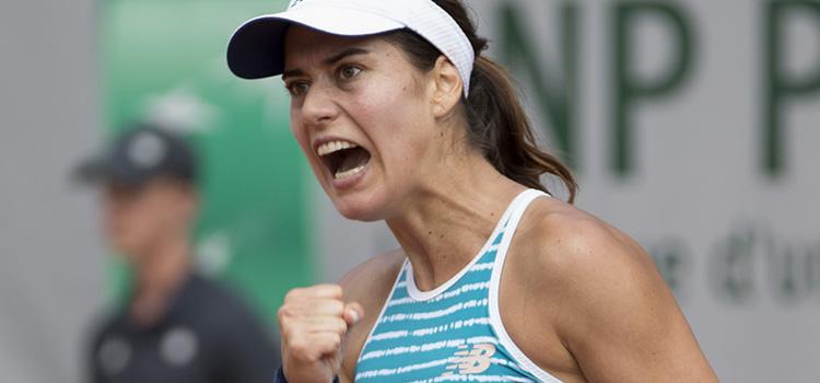 Sorana Cîrstea a eliminat un cap de serie în primul tur la Wimbledon