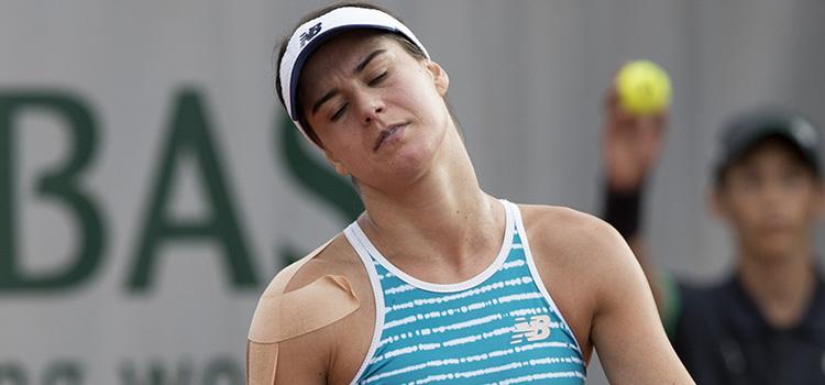Cîrstea a fost oprită de Muguruza Blanco în turul 3 la Wimbledon