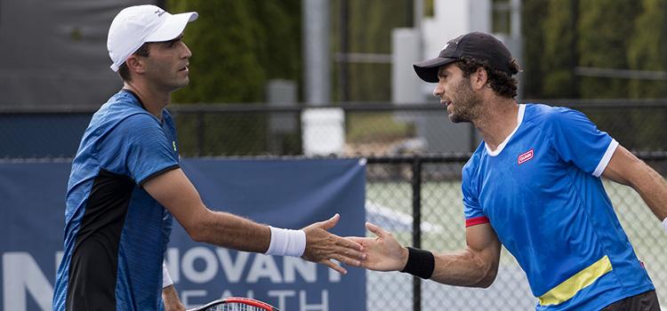 Tecău și Rojer sunt în semifinale la Winston-Salem