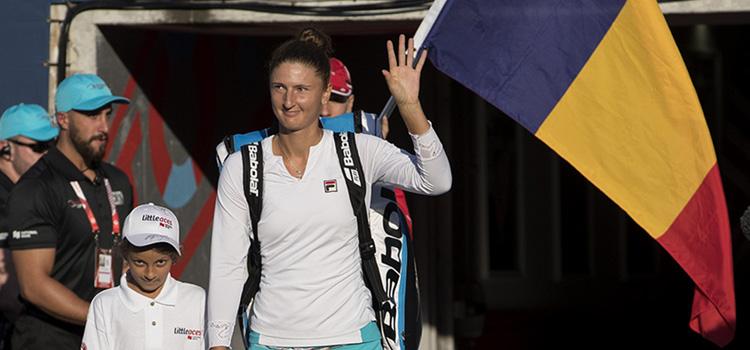 Irina-Camelia Begu a fost eliminată în primul tur la Rogers Cup de Venus Williams