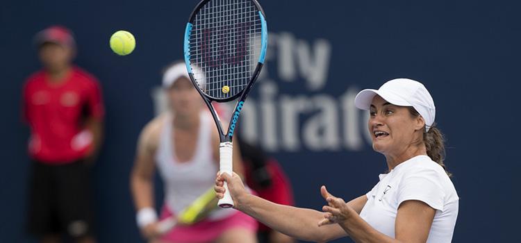 Niculescu şi Krejcikova sunt în optimi la dublu la Rogers Cup