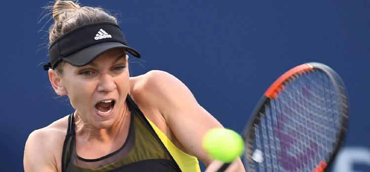 Victorie fără emoţii pentru Simona Halep la Rogers Cup