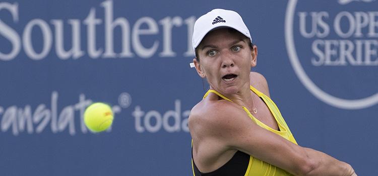 Simona Halep a ajuns la al 11-lea sfert de finală jucat în 2017