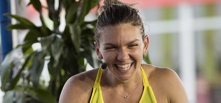 Halep luptă pentru al 16-lea trofeu al carierei şi locul 1 WTA