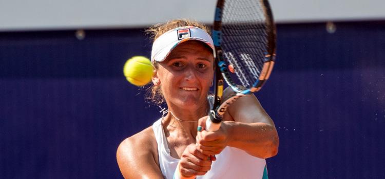 Begu a fost învinsă de locul 308 WTA