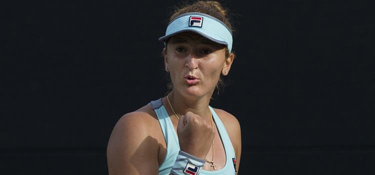 Irina-Camelia Begu joacă, azi, în semifinale la Moscova