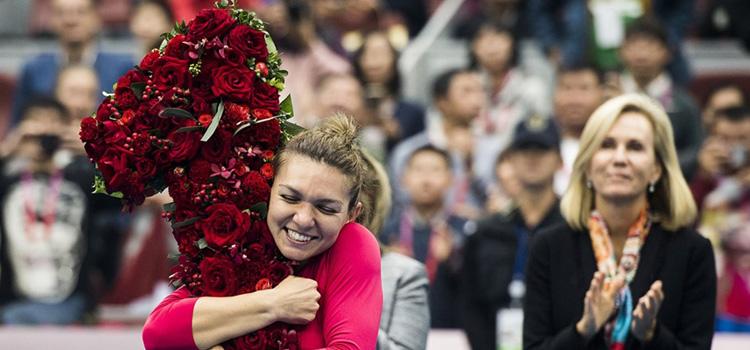 Halep va fi, de luni, noul lider WTA