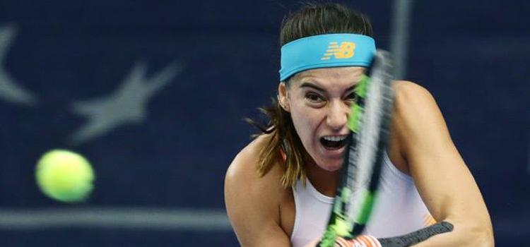 Sorana-Mihaela Cîrstea a abandonat în primul tur la Luxemburg