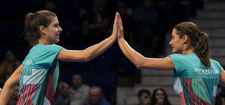 Niculescu a învins-o a patra oară pe Cîrstea la dublu