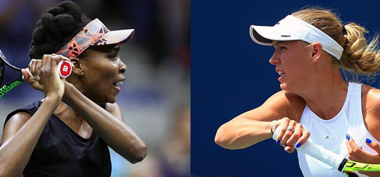 Wozniacki şi Williams îşi dispută trofeul campioanelor