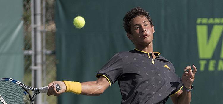 Cinci români sunt în sferturi la Orange Bowl International Tennis Championship