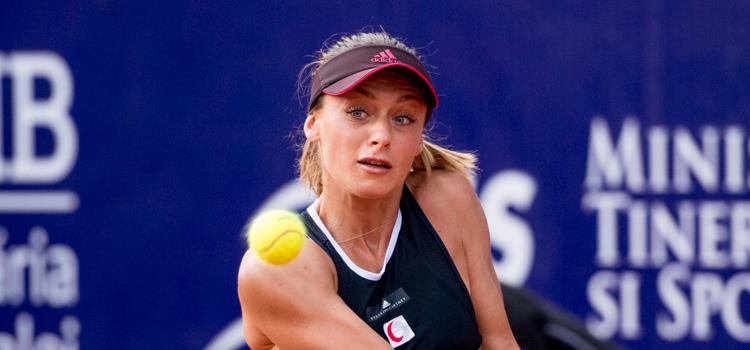 Ana Bogdan a produs surpriza turneului din China