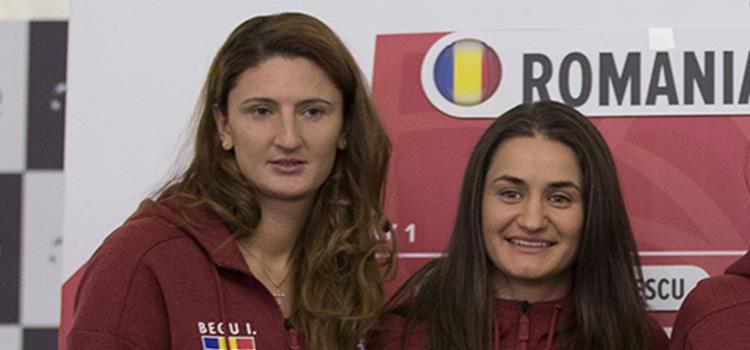 Begu şi Niculescu au mai făcut un pas spre trofeu