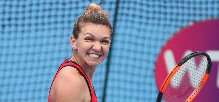 Halep şi Siniaková vor fi adversare în ambele finale de la Shenzhen Open