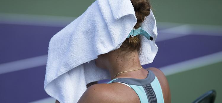 Begu a fost învinsă de Kvitová în turul 2 la Sankt Petersburg