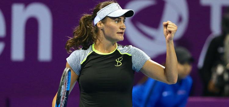 Niculescu a eliminat-o pe Sharapova la Doha