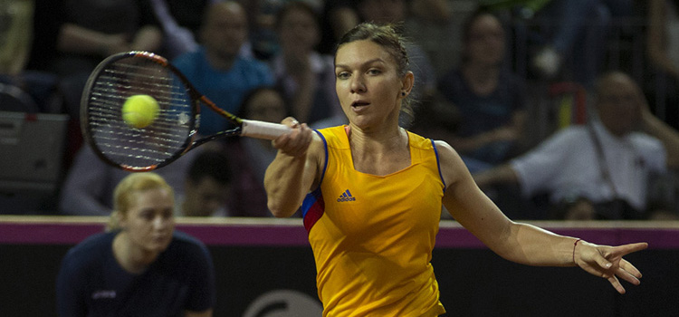 Simona Halep a anunţat că nu va juca împotriva Canadei