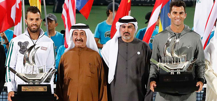 Horia Tecău şi Jean-Julien Rojer şi-au apărat titlul la Dubai