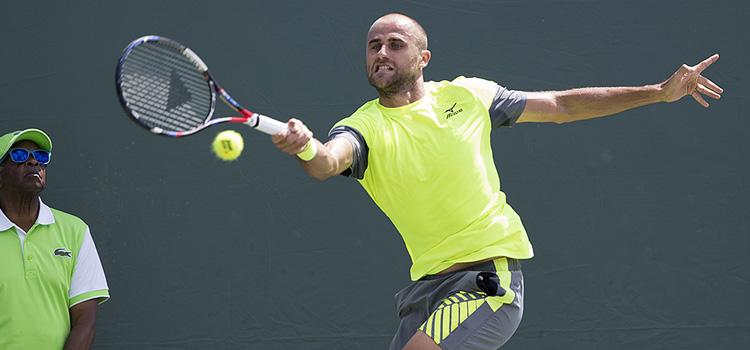 Aventura lui Marius Copil la Miami Open s-a terminat în turul 2