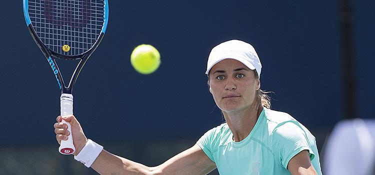 Monica Niculescu este la un pas de tabloul principal la Indian Wells