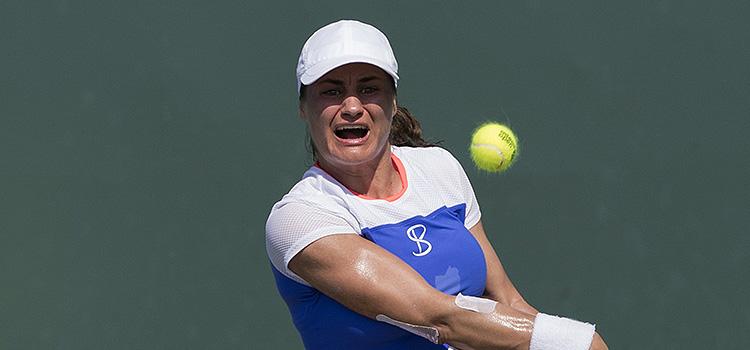Monica Niculescu luptă pentru un loc pe tabloul principal la Miami Open
