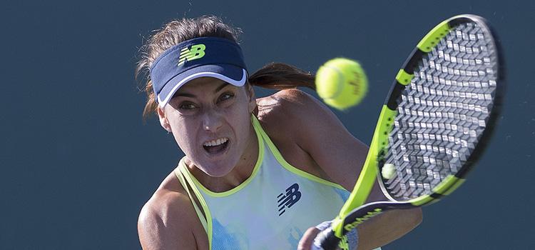 Sorana-Mihaela Cirstea a bifat un singur meci la Miami Open