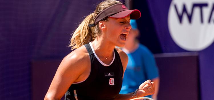 A doua semifinală WTA consecutivă pentru Ana Bogdan