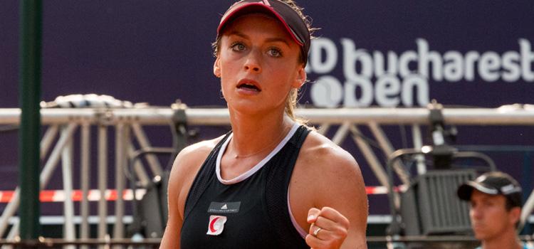 Calificare chinuită a Anei Bogdan în turul 2 la Monterrey