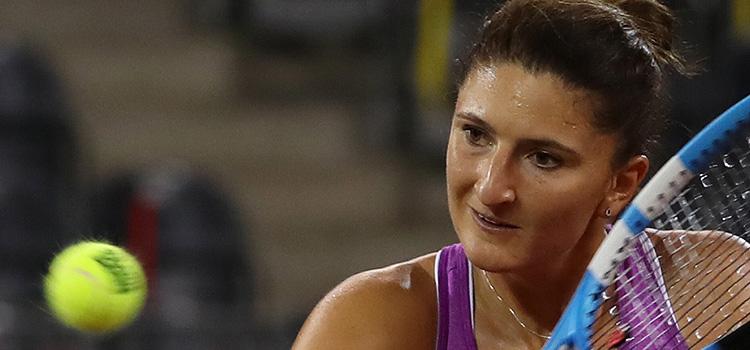 Begu s-a calificat în turul 2 la Istanbul