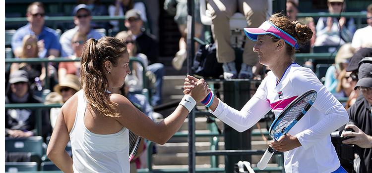 Irina-Camelia Begu i-a luat doar trei game-uri Daryei Kasatkina la Charleston