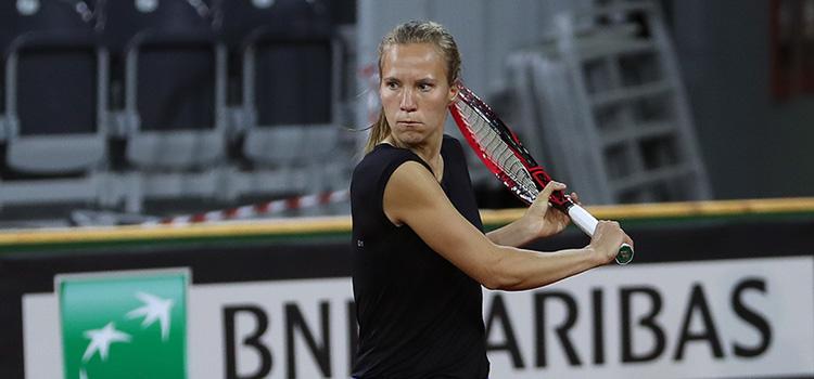 Prezentarea echipei Elveţiei – Viktorija Golubic