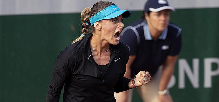 Ana Bogdan a stabilit cea mai bună performanţă a carierei la Roland Garros