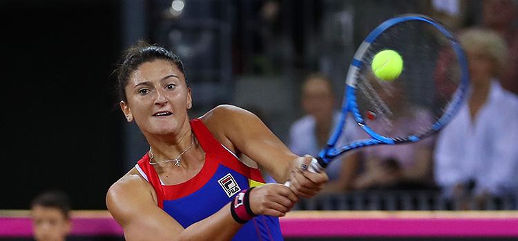 Irina-Camelia Begu joacă, azi, două meciuri la Mutua Madrid Open
