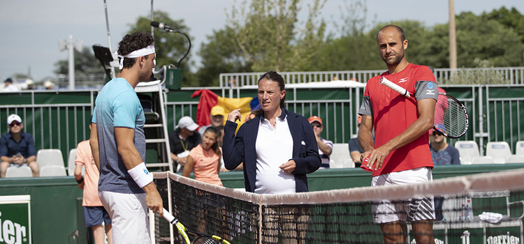 Copil a fost eliminat la Roland Garros după ce a avut 2-0 la seturi