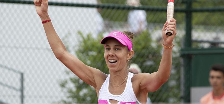 Mihaela Buzărnescu bate la porţile TOP 30 WTA