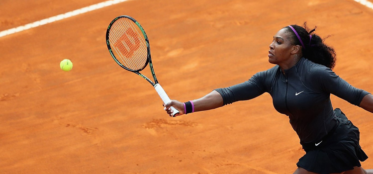 Serena Williams va absenta la Roma