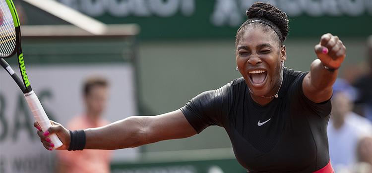 Serena Williams a revenit după 2 ani la Roland Garros cu victorie
