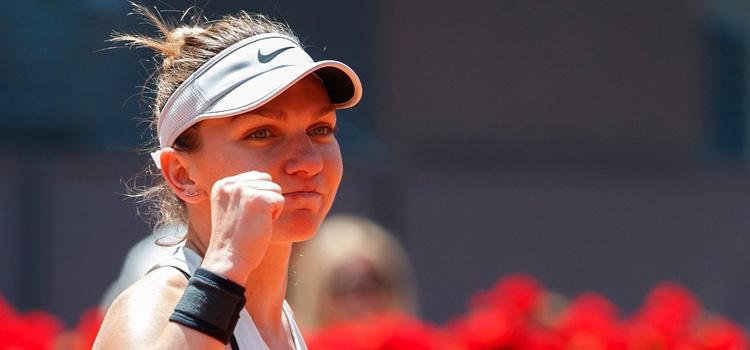 Victorie convingătoare a Simonei Halep în primul tur la Mutua Madrid Open