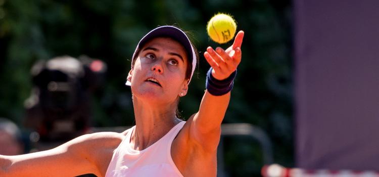 Cîrstea şi Ostapenko s-au oprit în semifinale la Roma