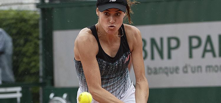 Sorana-Mihaela Cîrstea s-a oprit în primul tur