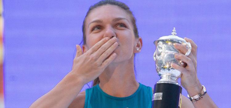 20.000 de suporteri au primit-o pe Simona Halep pe Arena Naţională