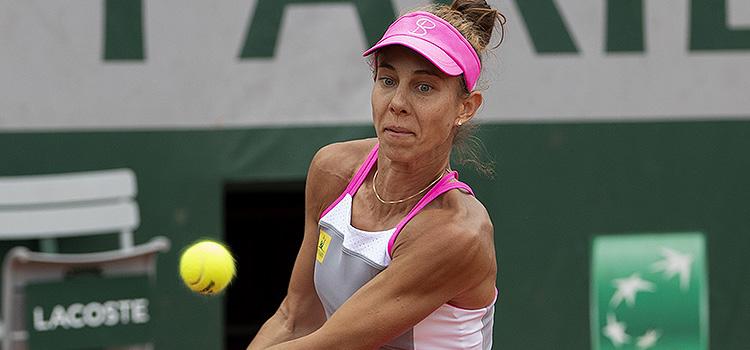 Din nou cu Petra Kvitova după o lună şi trei săptămâni